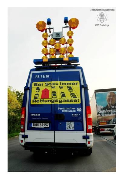Überörtliche Hilfeleistung Augsburg